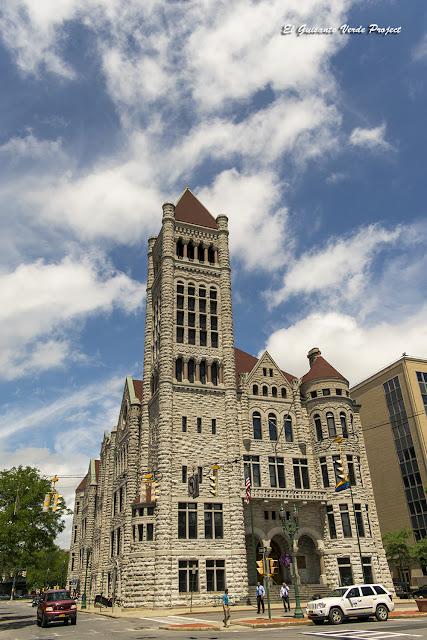 City Hall - Syracuse, NY por El Guisante Verde Project