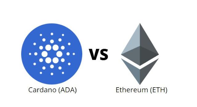 Cardano (ADA) Vs Ethereum (ETH)