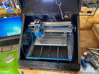 CNC installed