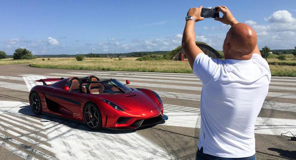 Christian Von Koenigsegg Knows Where All His Supercars Are