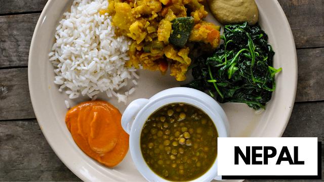 Nepali toidukoolitus