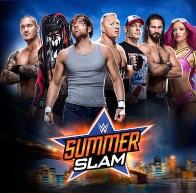 WWE SummerSlam 2016 PPV Download