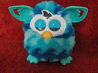 Furby Boom Asleep