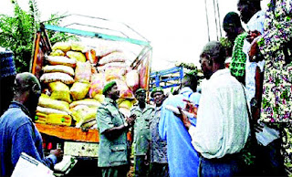 Customs uncover plastic rice in Lagos