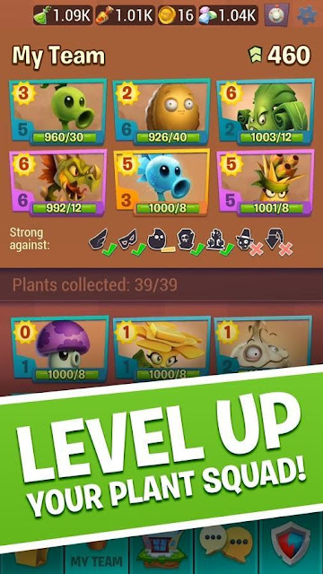 Plants vs. Zombies 3 MOD APK (Full)
