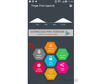 Cara Membuat Sensor Fingerprint Di Hp Android