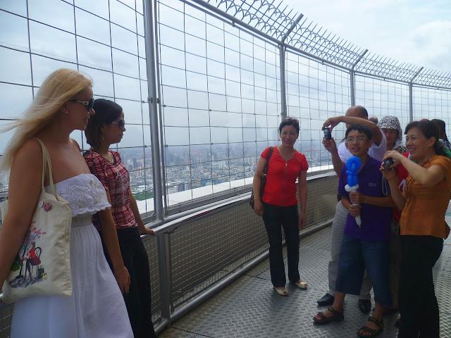 Бангкок, Байок Скай (Bangkok, Baiyoke Sky)
