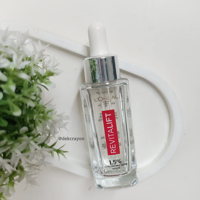 l'oreal paris revitalift 1,5% hyaluronic acid serum