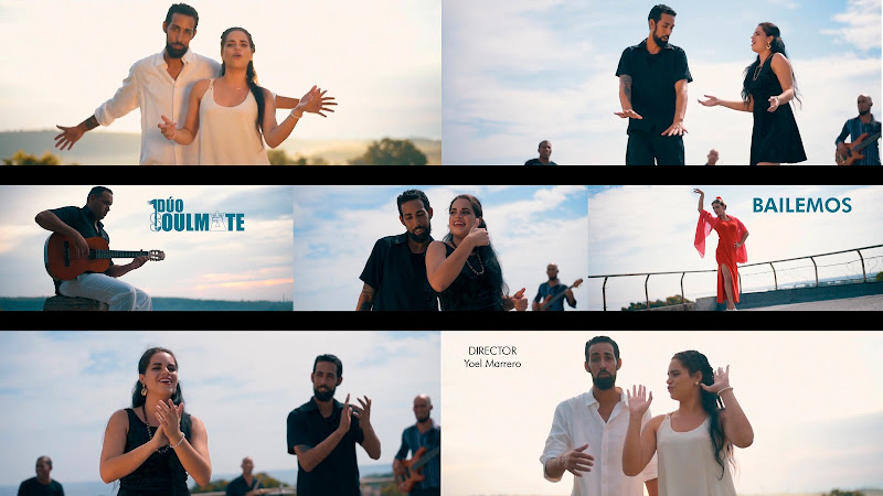 Dúo Soulmate - ¨Bailemos¨ - Videoclip - Director: Yoel Marrero. Portal Del Vídeo Clip Cubano