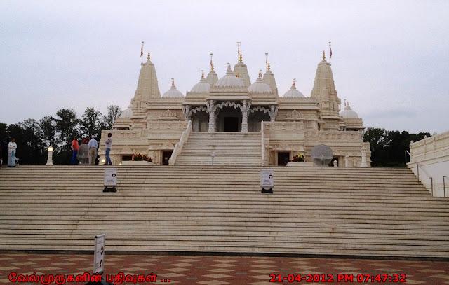 BAPS Swaminarayan Hindu Temple