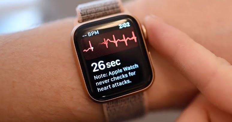 日本 / 巴西 Apple Watch 將支援 ECG 心電圖!臺灣呢
