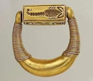 Tutankhamun's rings