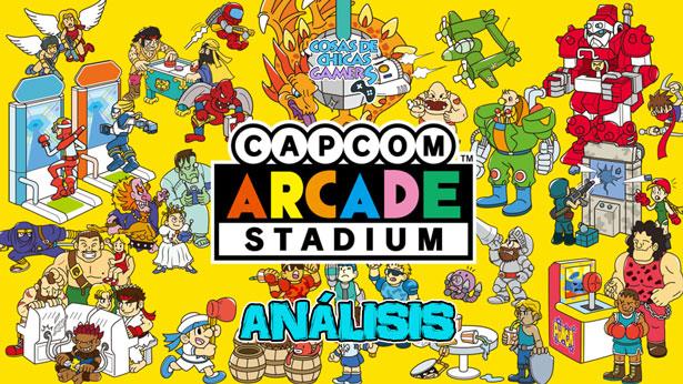 Análisis Capcom Arcade Stadium para PS4