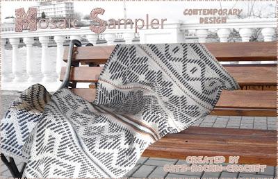 free mosaic crochet pattern