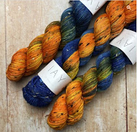 Three Skeins of yarn from ThisIsKnit.ie