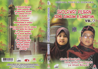Ceng Zam-Zam Indahnya Bersholawat Vol-2