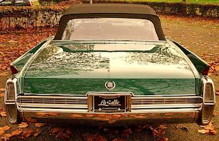 1964 Cadillac Eldorado Convertible Rear