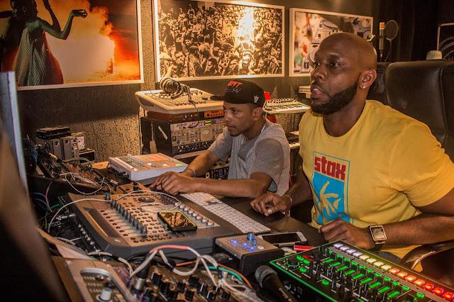 DJ Cia realiza parceria com Mahogany Beatz, produtor de rap e R&B vencedor de dois Grammy