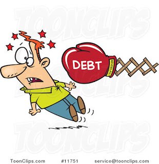 out of debt punch