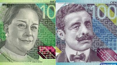 BCR: estos son los nuevos billetes de S/ 10 y S/ 100