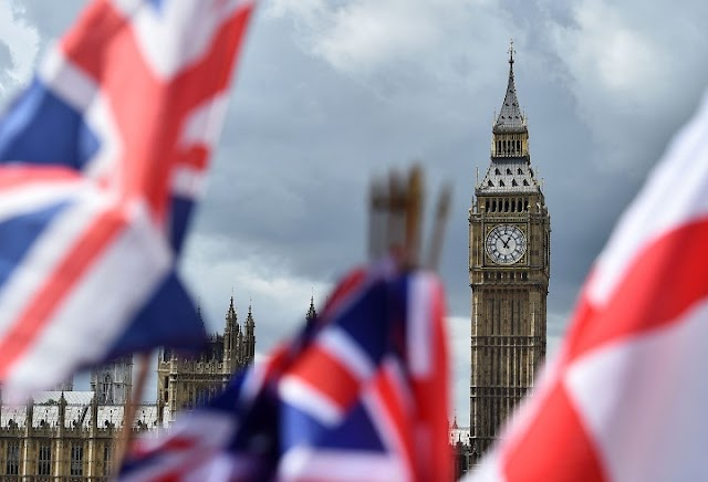 U.K. Economy in 2020 Suffered The Biggest Slump in 300 Years