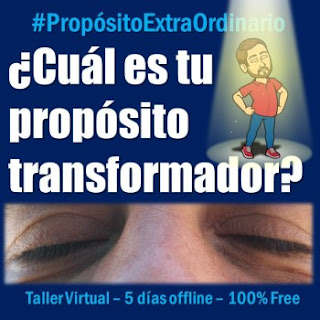 Taller Virtual #PropositoExtraOrdinario