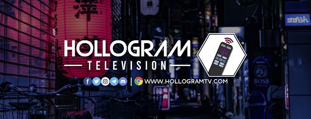 ¡Bienvenidos a la web de Hollogram Television!