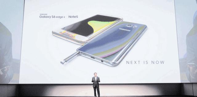 جاكسي نوت 5 | مواصفات جالكسي نوت 5 | مواصفات Galaxy S6 Edge+