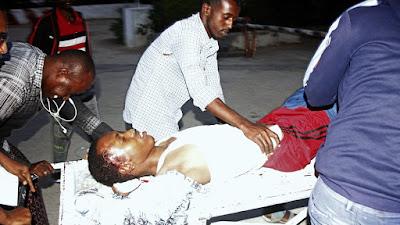 Kematian Karena Bom Meledak Di Kantor Walikota Mogadishu