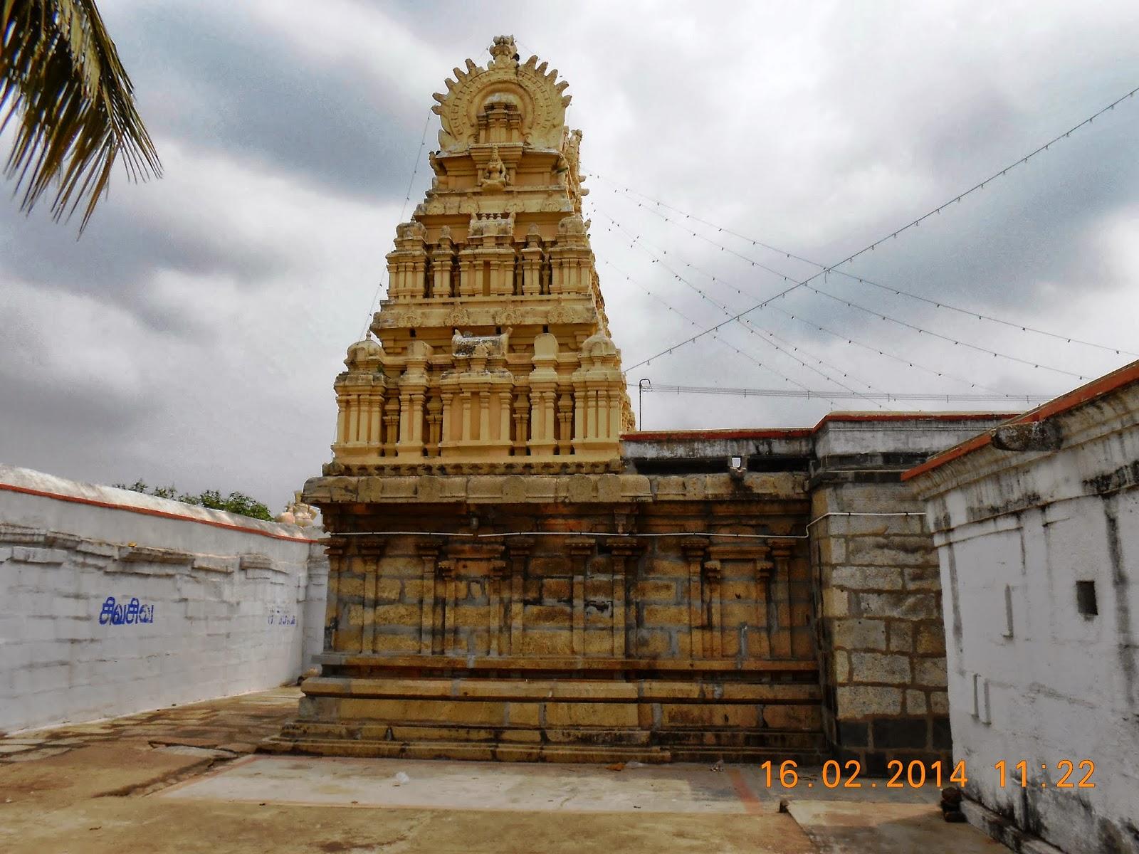 Sri Manikandeswarar Temple Thirumalpur | South Indian Temples