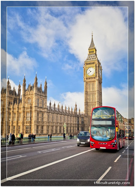 LONDON, United Kingdom - Beautiful 10 Cheapest Best Place to Travel in Europe This Summer