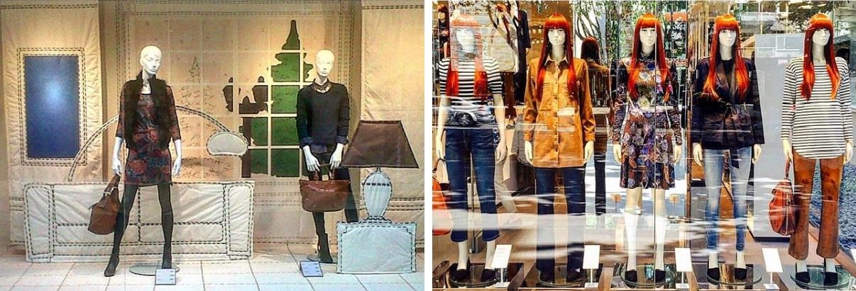 1247097c48990 Mağazanızın ve moda mekanlarınızın yüzü vitrinlerinizdir. Mağazanızın  kalitesini vitrin uygulamalarınızla müşterilerinize sunun.