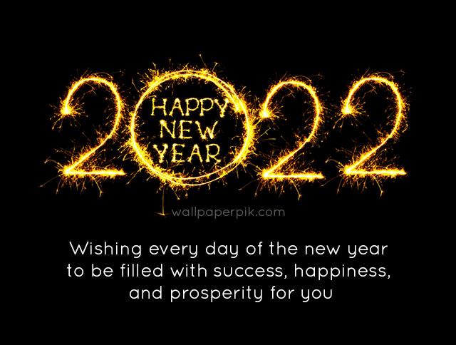 happy ew year 2022 photo fb sharechat
