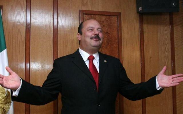 Capturan en Florida; Estados Unidos a César Duarte, ex-gobernador de Chihuahua
