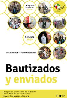 Mes Misionero Extraordinario Canarias