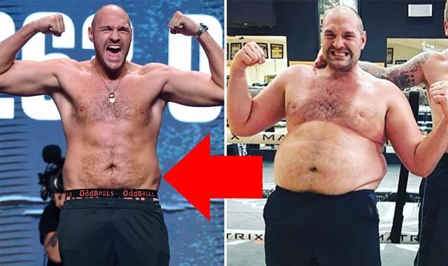 تايسون خس 68 كيلو من 183 الى 113 \ تجارب خسارة الوزن \ خسارة الوزن قبل وبعد