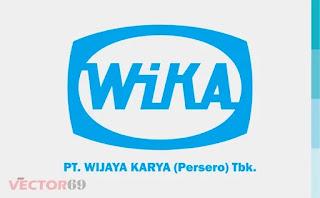 WIKA (Wijaya Karya) Logo - Download Vector File SVG (Scalable Vector Graphics)