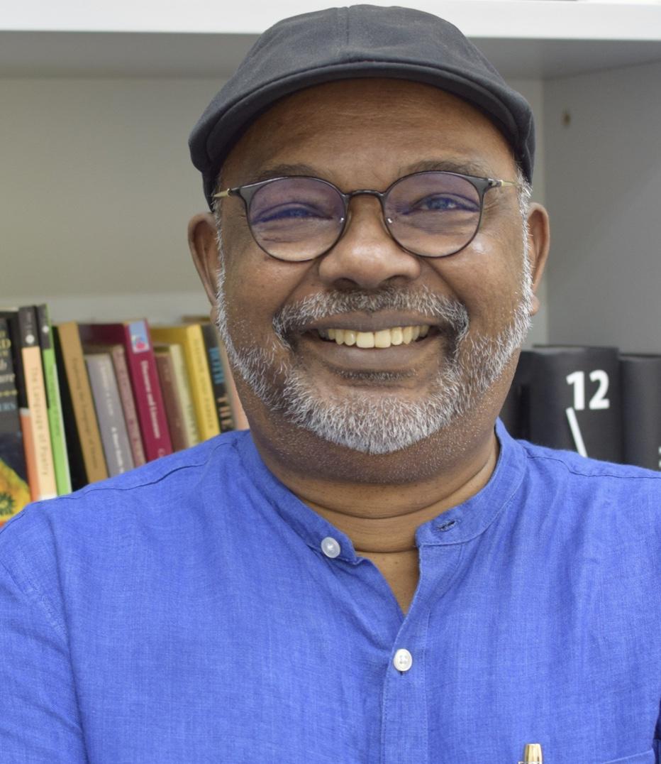Malaysian Writer