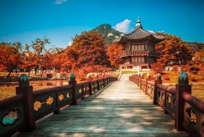 Destinasi Wisata Korea Selatan