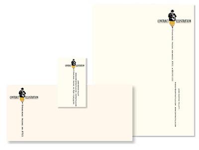 Дизайнерские конверты и бланки в Волгограде