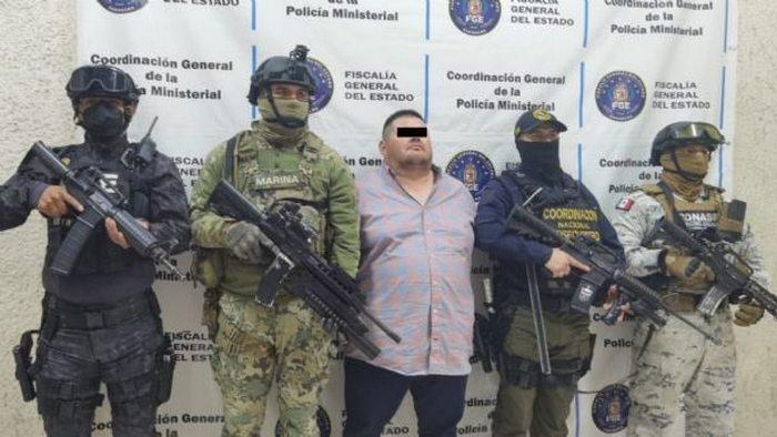 Detienen al 'Colín', líder de Guerreros Unidos vinculado a desaparición de normalistas de Ayotzinapa