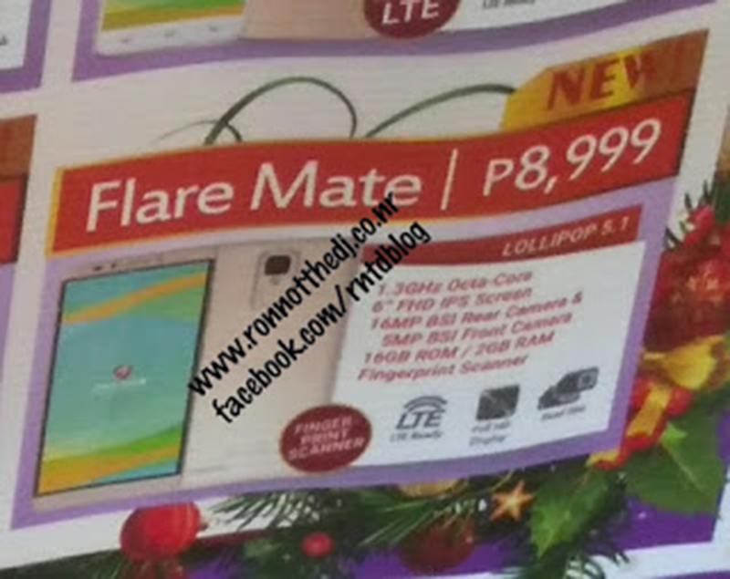 Cherry Mobile Flare Mate, Flare Lite 2, Flare J1, Omega HD Nitro And Omega HD 3!