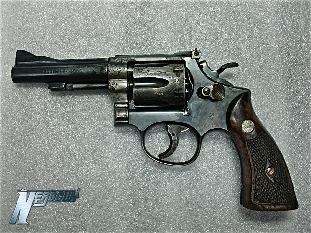 Restoring Great Grandpa's Smith & Wesson   Nerdgun - A