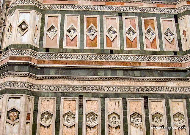 Campanário de Giotto, Florença
