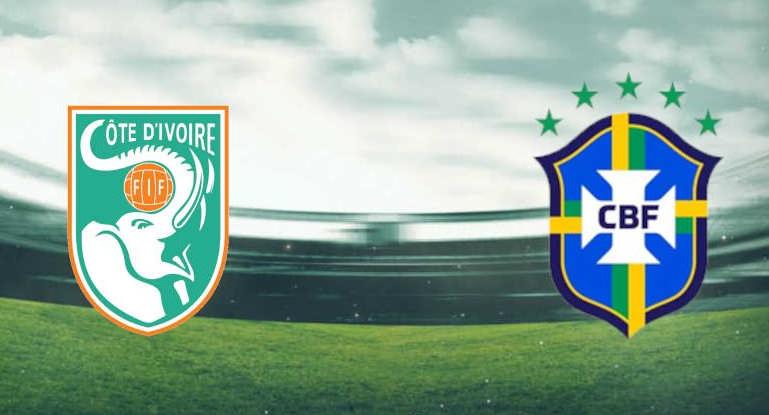 البرازيل وكوت ديفوار