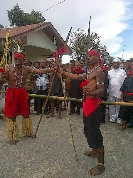 Sejarah Pela Tihulale - Huku