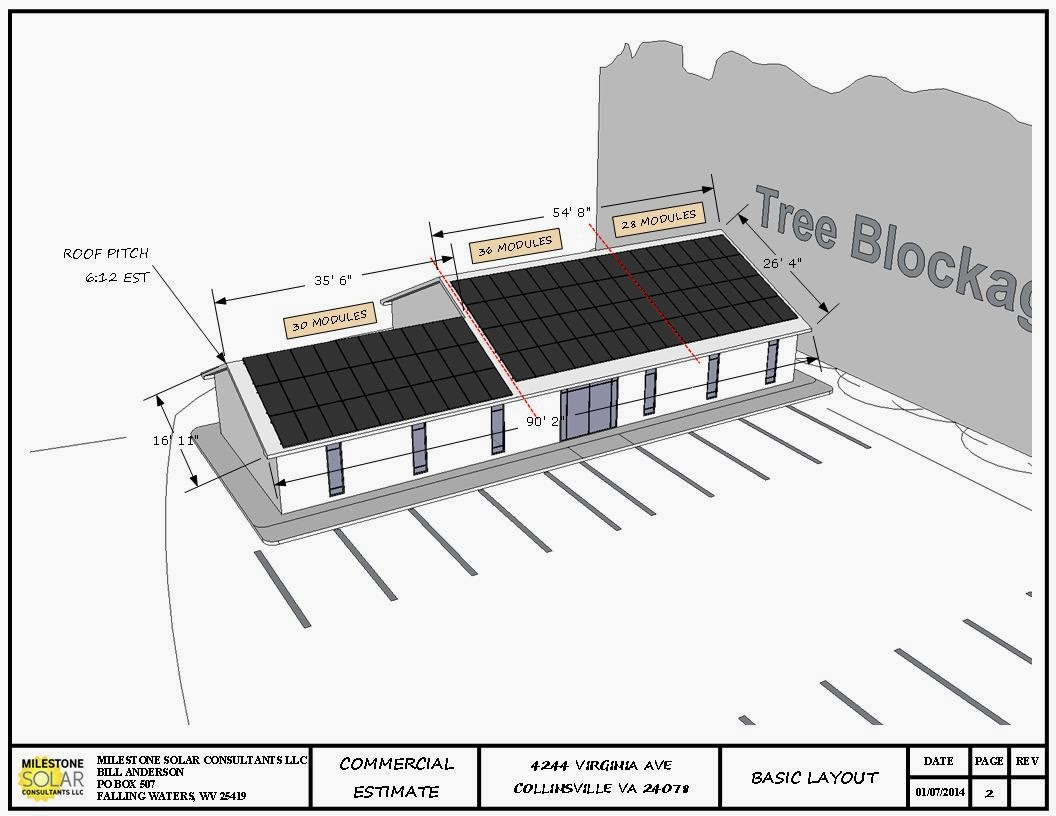SolarVisuals See Your Project in 3D – Solar Site Plan