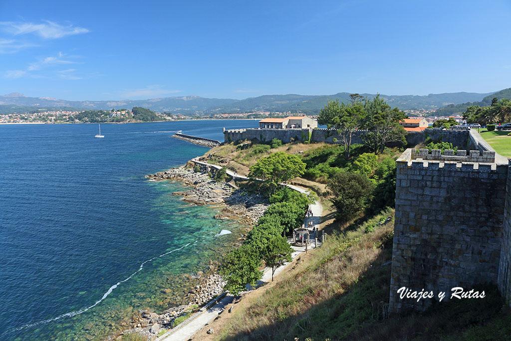Fortaleza de Monterreal, Baiona