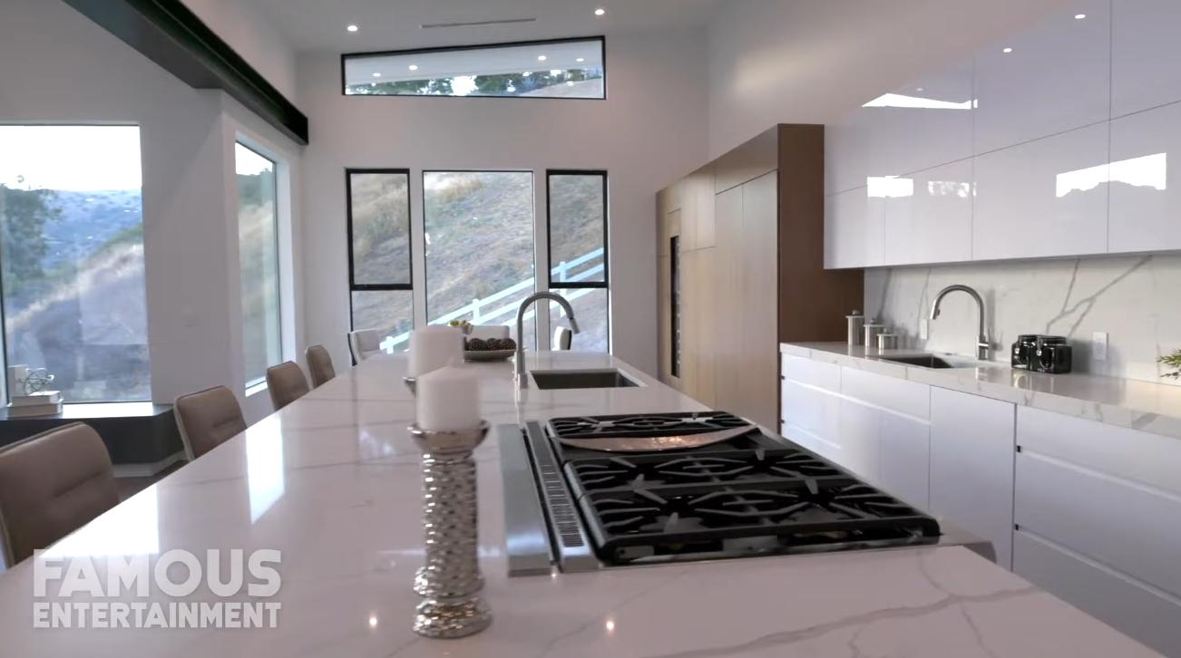Luxury Home Interior Design Tour vs. Joe Rogan | House Tour | $5 Million Bell Canyon Mansion