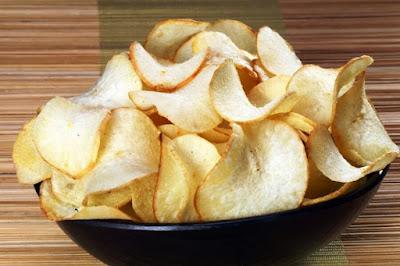 Peluang Usaha Kuliner Makanan Keripik Singkong